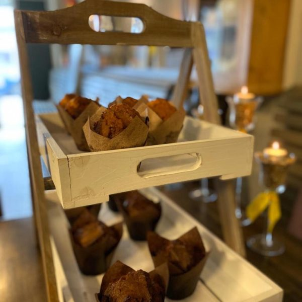 Zoetegemse Muffins