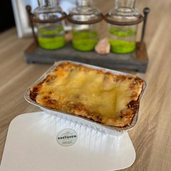 Lasagne Zoetegem